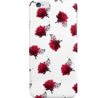 RED ROSES as iPhone Case  iPhone Case/Skin