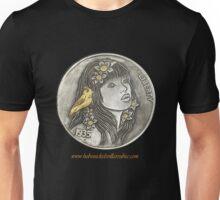 Hobo Nickel - The Golden Bird Unisex T-Shirt