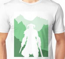 Dragonborn - Green Unisex T-Shirt