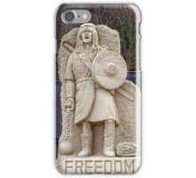 Braveheart - Freedom iPhone Case/Skin