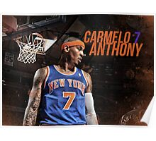 young Carmelo Poster