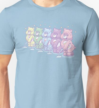 Care Bears - Rain Makers <3 Unisex T-Shirt