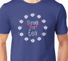 Time for tea Unisex T-Shirt