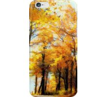 A Golden Day iPhone Case/Skin