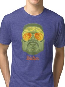 The Big Lebowski Walter Tri-blend T-Shirt