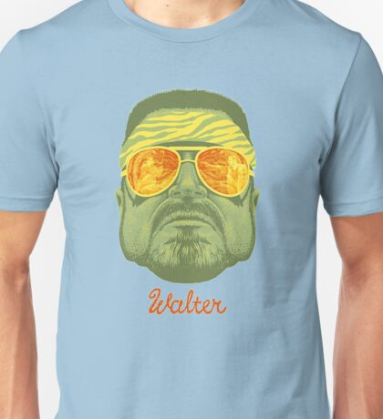 The Big Lebowski Walter Unisex T-Shirt