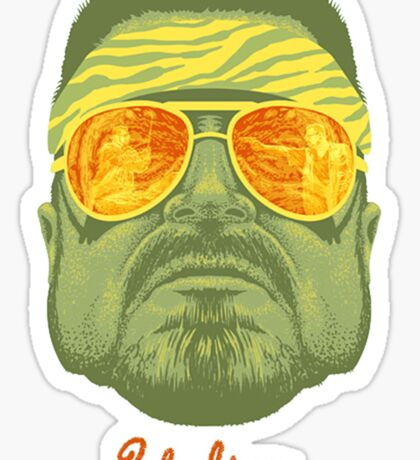 The Big Lebowski Walter Sticker