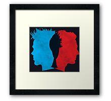 Who is Tyler Durden? Framed Print