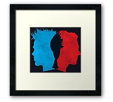 Who is Tyler Durden? Framed Print