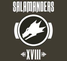 Salamanders XVIII - Warhammer by Groatsworth