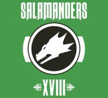 Salamanders XVIII - Warhammer Kids Clothes