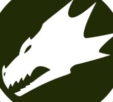 Salamanders XVIII - Warhammer Sticker