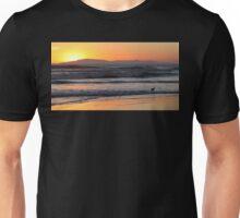 Sunset Waves Unisex T-Shirt