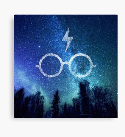 Harry Night Canvas Print