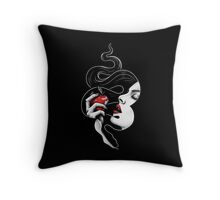 The Sin Throw Pillow