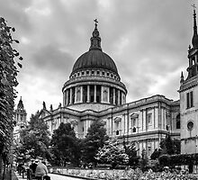 St. Paul's Cathedral by taudalpoi
