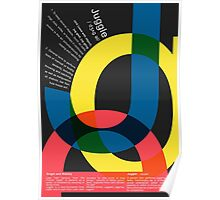 Juggle - Definition  Poster