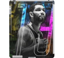 19 seasons iPad Case/Skin