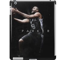 From Parker with love iPad Case/Skin