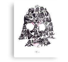 21 Darth Vaders Metal Print
