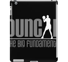 Master of fundamentals iPad Case/Skin