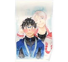 Yuri!!! On Ice Anime Poster