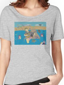 last day in Earth Women's Relaxed Fit T-Shirt