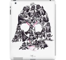 21 Darth Vaders iPad Case/Skin