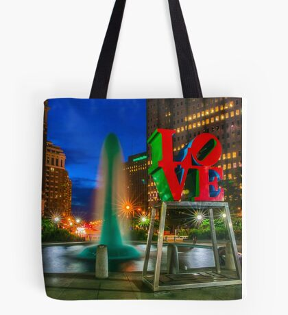 Brotherly LOVE Tote Bag