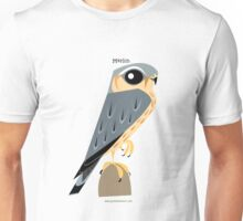 Merlin Falcon caricature Unisex T-Shirt