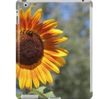My Neighbor's Sunflower 1 iPad Case/Skin
