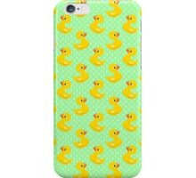 Rubber Ducky's iPhone Case/Skin