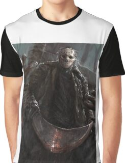 Jason Voorhees Graphic T-Shirt