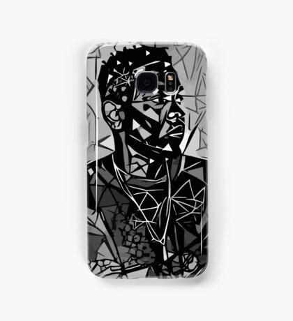 Abstract Kendrick Samsung Galaxy Case/Skin