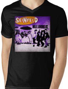 Seinfits Mens V-Neck T-Shirt