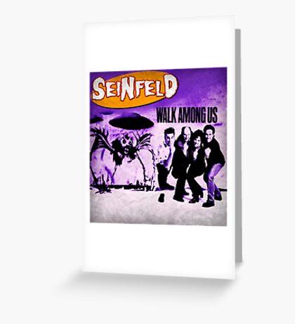 Seinfits Greeting Card