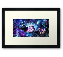 A Spirit's Silent Cry, 2014 Framed Print