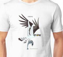 Osprey caricature Unisex T-Shirt