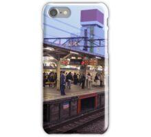 Station – Japanese Trains iPhone Case/Skin