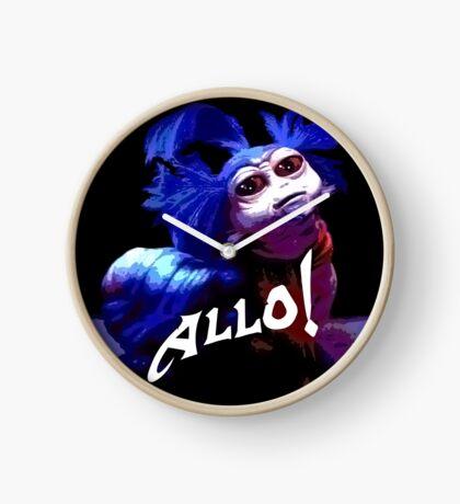 Allo! Clock