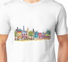 Retro city Unisex T-Shirt