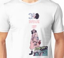 SNIPER KING USOPP ONE PIECE Unisex T-Shirt