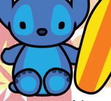 Ohana Kitty Sticker