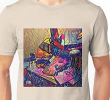 Abstract Section 80 Unisex T-Shirt