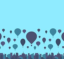 Balloon Fest by jcohendesign