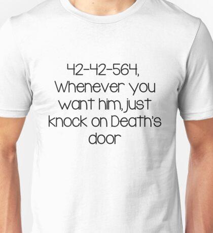 42-42-564 (soul eater) Unisex T-Shirt