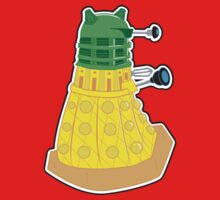 Pineapple Dalek Kids Tee