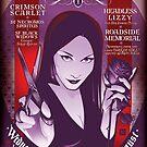 Poster for The Spiritual Bat | Salem Sin by caseycastille