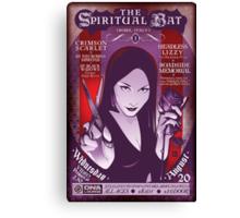 Poster for The Spiritual Bat | Salem Sin Canvas Print