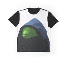 Evil Kermit Graphic T-Shirt